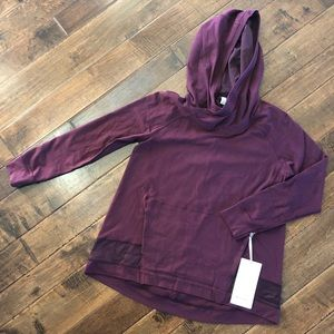 Lululemon Starting Place Hoodie NWT size 6